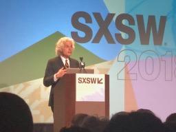 Steven Pinker @SXSW 2018